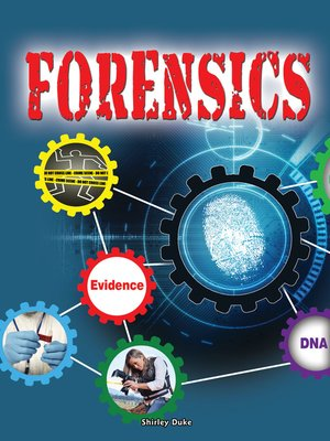cover image of STEAM Jobs in Forensics