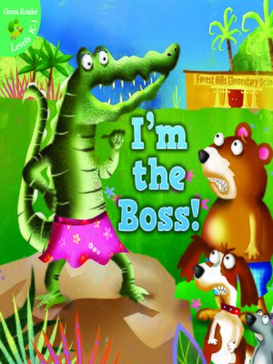 cover image of I'm the Boss