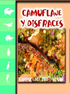cover image of Camuflaje y disfraz (Camouflage and Disguise)