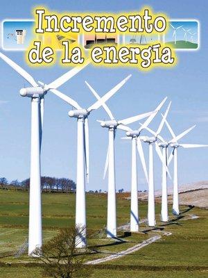 cover image of Incremento de la energia (Growing Energy)