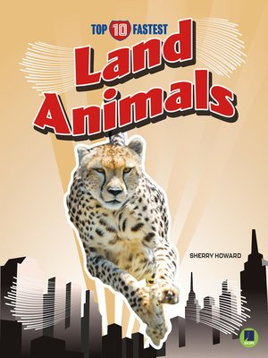 cover image of Land Animals