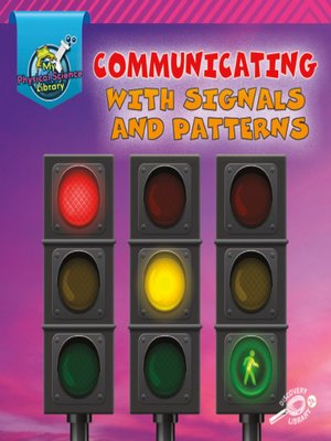 cover image of Communicating with Signals and Patterns