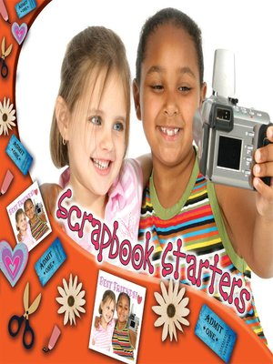cover image of Scrapbook Starters