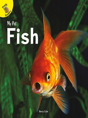 cover image of My Pet Fish