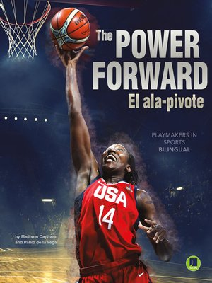 cover image of The Power Forward