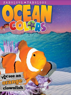 cover image of Ocean Colors