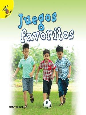 cover image of Días de Descubrimiento (Discovery Days) Juegos favoritos, Grades PK - 2