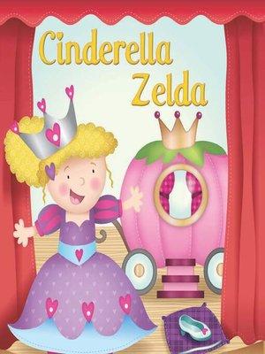 cover image of Cinderella Zelda