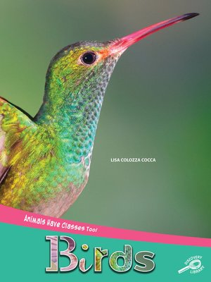 cover image of Animals Have Classes Too! Birds, Grades 1 - 3