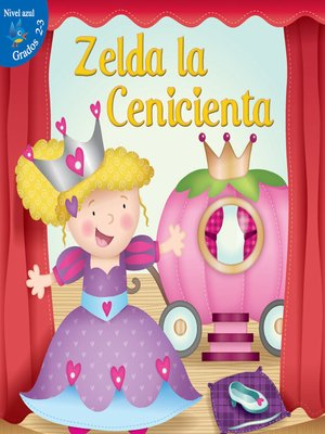 cover image of Zelda la cenicienta