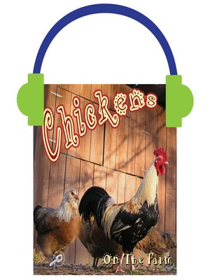 cover image of Chickens on the Farm