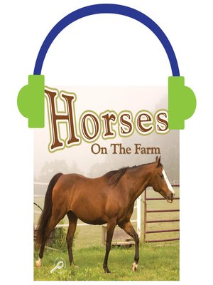 cover image of Horses on the Farm