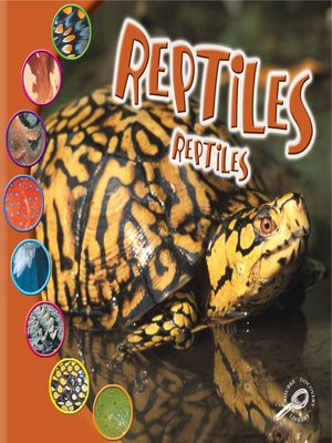 cover image of Reptiles (Reptiles)
