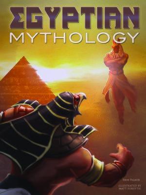 cover image of Egyptian Mythology
