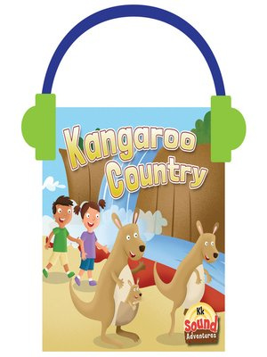 cover image of Kangaroo Country