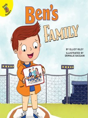 cover image of Ben's Family