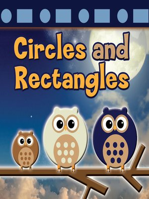 cover image of Circles and Rectangles