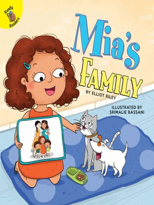 cover image of Mia's Family