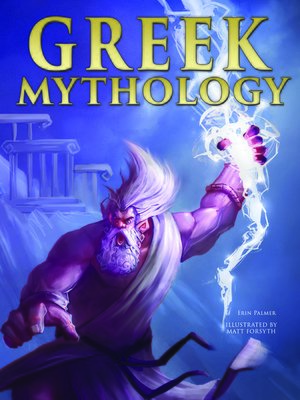 cover image of Greek Mythology