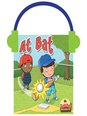 cover image of At Bat