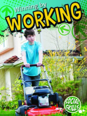 cover image of Winning by Working