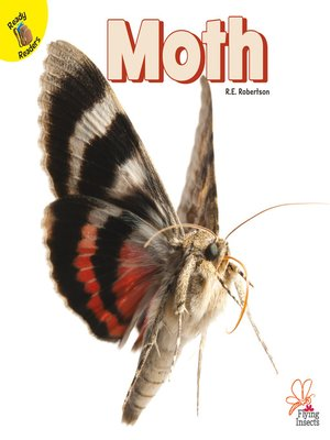 cover image of Moth