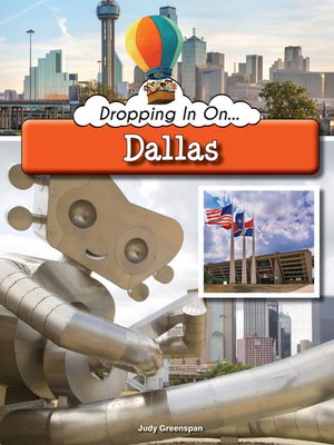 cover image of Dropping In On Dallas