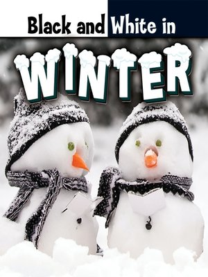 cover image of Black and White in Winter