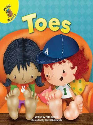 cover image of Toes
