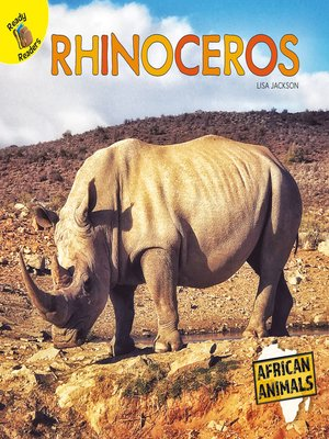 cover image of Rhinoceros