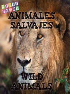 cover image of Animales salvajes
