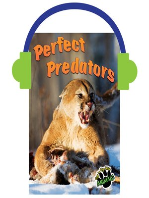 cover image of Perfect Predators