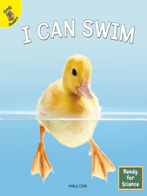 cover image of I Can Swim