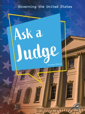 cover image of Ask a Judge