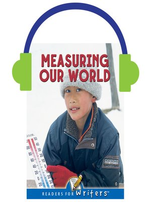 cover image of Measuring Our World