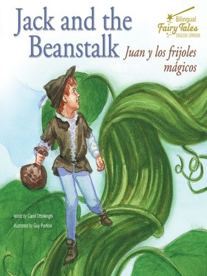 cover image of Bilingual Fairy Tales Jack and the Beanstalk