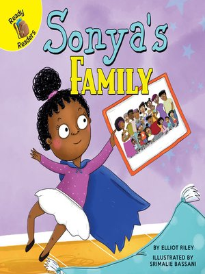 cover image of Sonya's Family