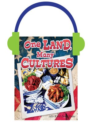 cover image of One Land, Many Cultures