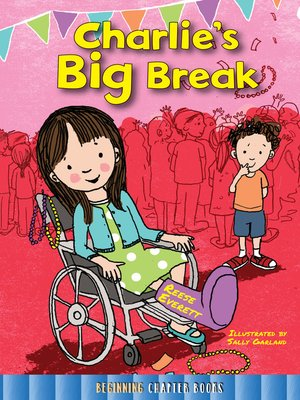 cover image of Charlie's Big Break