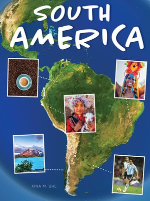 cover image of South America