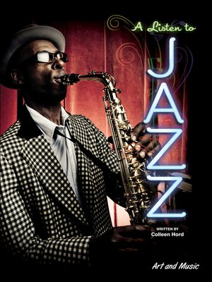 cover image of A Listen to Jazz
