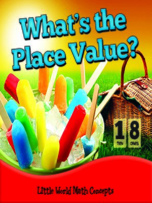 cover image of What's the Place Value?