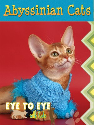 cover image of Abyssinian Cats