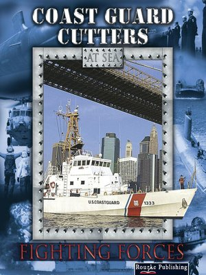 cover image of Coast Guard Cutters at Sea
