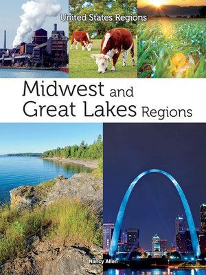 cover image of Midwest and Great Lakes Regions