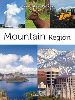 cover image of Mountain Region