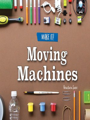 cover image of Moving Machines