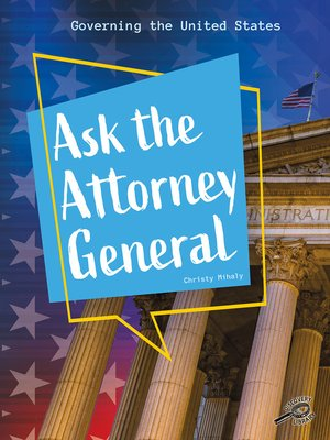cover image of Ask the Attorney General
