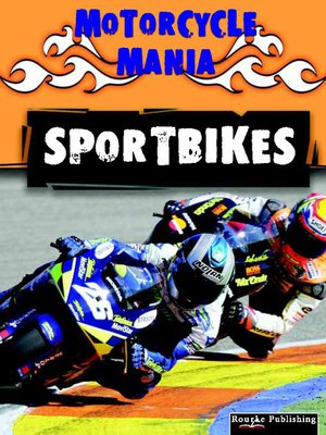cover image of Sportbikes