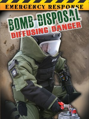 cover image of Bomb Disposal